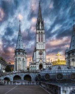 Pellegrinaggio a Lourdes con l'UNITALSI