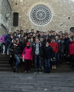 L'Unità Pastorale di Barbarano-Mussano a Trieste